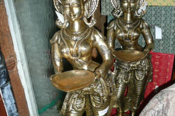 Deepalakshmi - Asiatica Foth in Freiburg