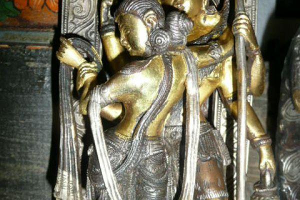 Shiva Parvati - Asiatica Foth