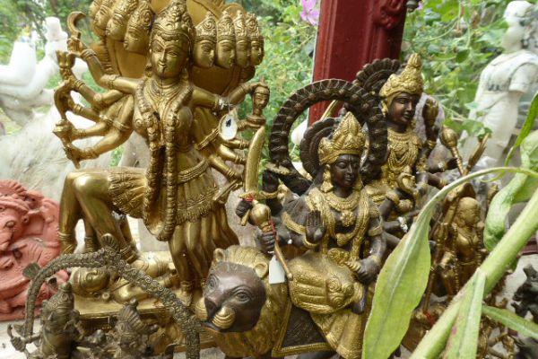 Durga - Asiatica Foth in Freiburg