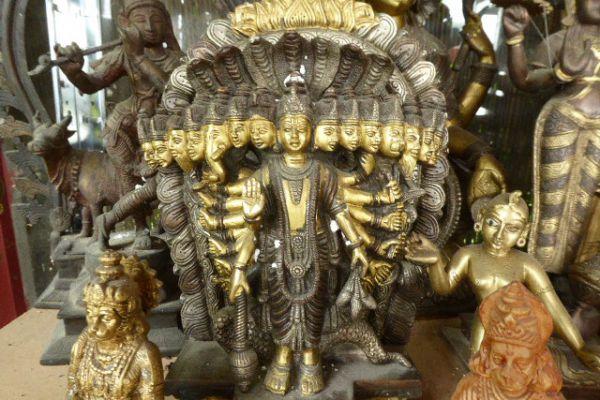 Vishnu - Asiatica Foth in Freiburg