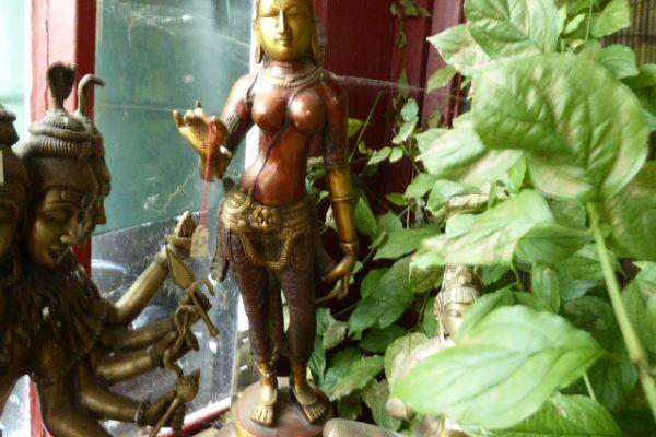 Parvati - Asiatica Foth in Freiburg