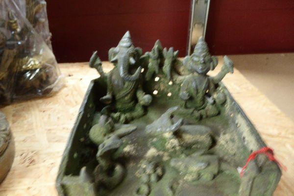 Shiva Familie - Asiatica Foth in Freiburg