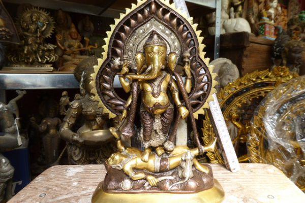 126 Ganesha - Asiatika Großhandel Freiburg