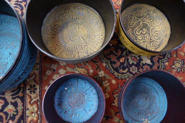 tibetische Klangschale - Asiatica Foth