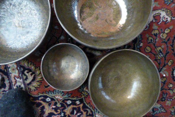 tibetische Klangschale - Asiatica Foth in Freiburg