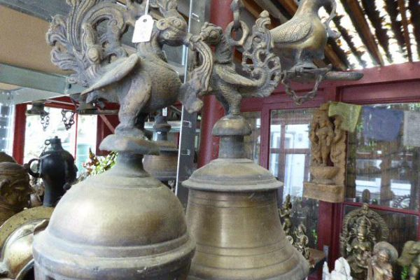hinduistische Tempelglocke - Asiatica Foth in Freiburg