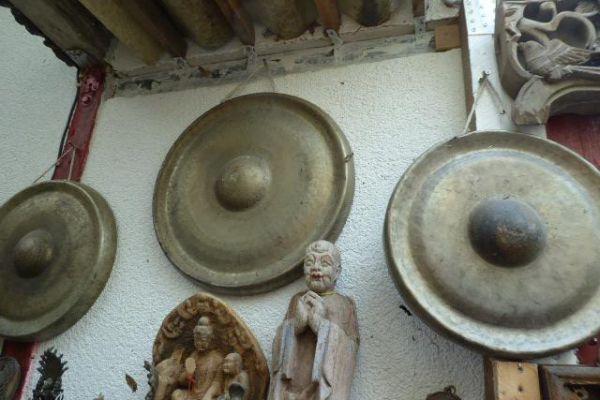 Gong - Asiatica Foth in Freiburg