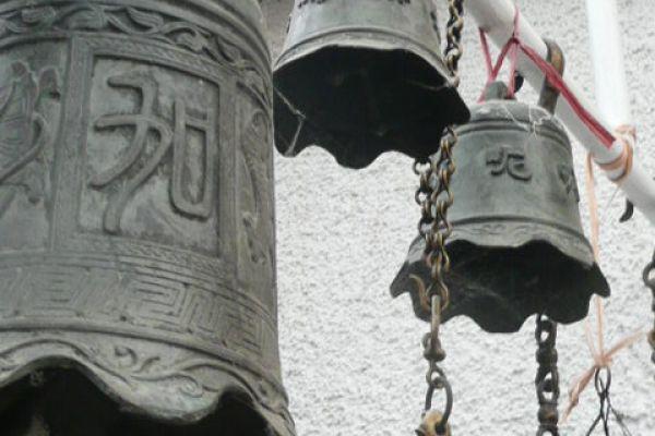 Buddhistische Tempelglocke - Asiatica Foth in Freiburg