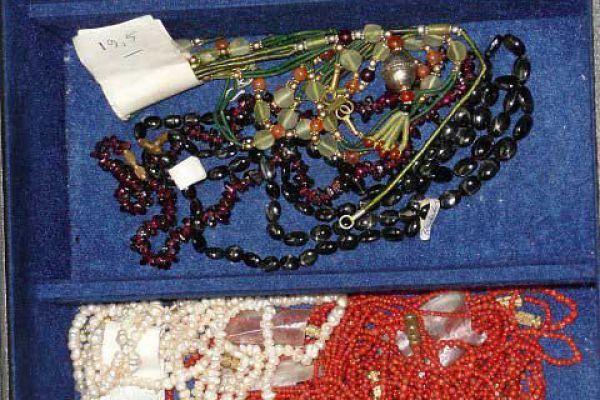 Halsketten - Asiatica Foth