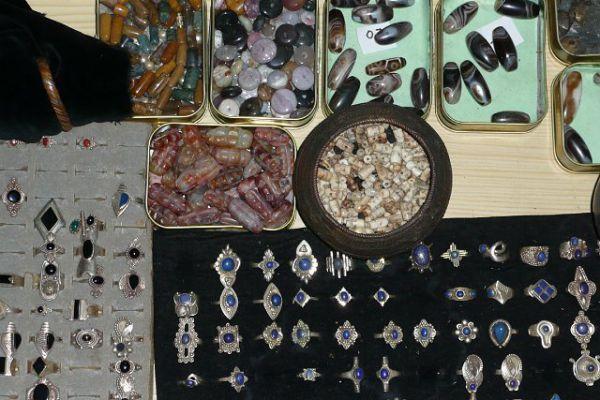 indischer Silberschmuck - Asiatica Foth