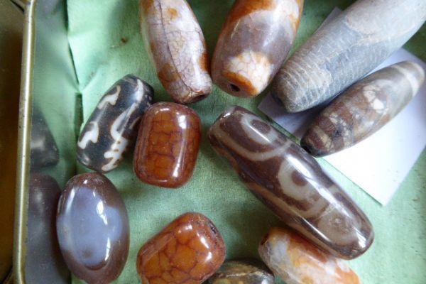 Dzi Steine - Asiatica Foth