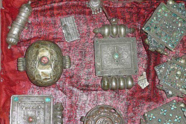 tibetische Gaus - Asiatica Foth