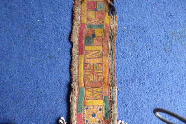Banjara Stickerei aus Rajasthan - Asiatica Foth