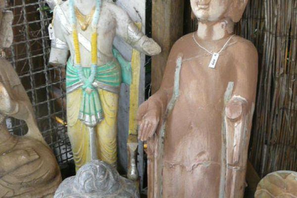 Buddha und Rama - asiatica großhandel in Freiburg