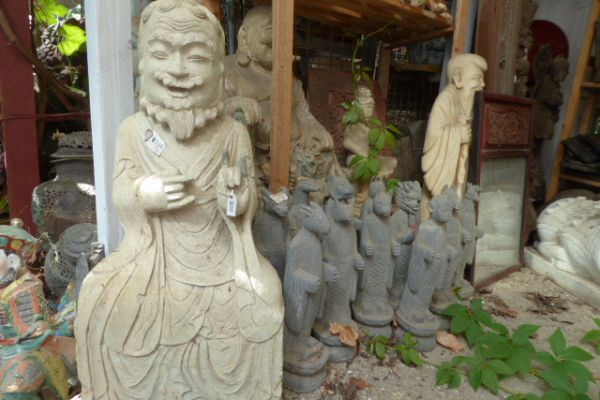 Daoisten - Asiatica Foth in Freiburg