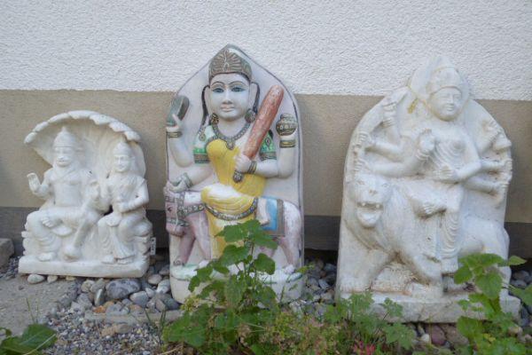 Sitala - Marmorfigur