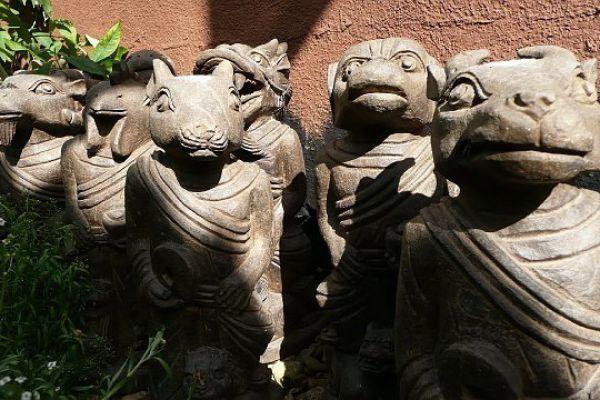 Tierkreiszeichen - Asiatica Großhandel