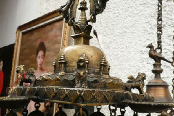 Stupa - Asiatica Foth in Freiburg