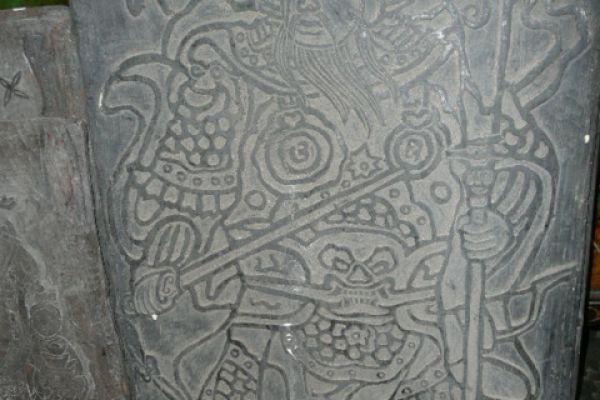 Druckplatten aus China - Asiatica Foth in Freiburg