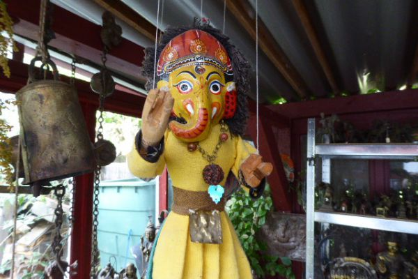 Marionette - Freiburg
