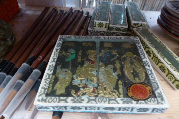 Tinte für Tuschmalerei - Asiatica Foth in Freiburg