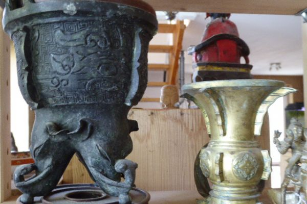 chinesische Vasen - Freiburg