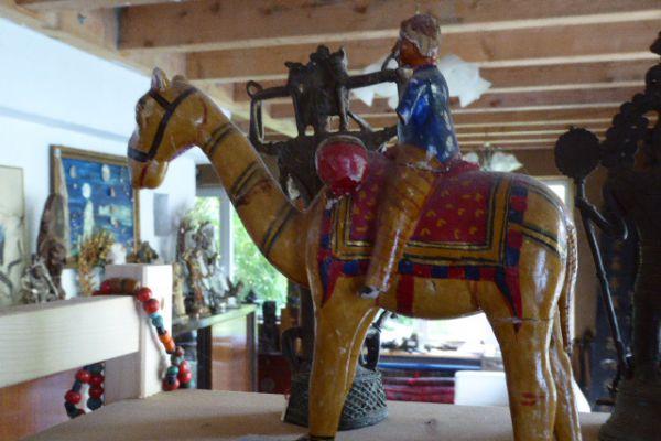 indisches Holzspielzeug - Freiburg