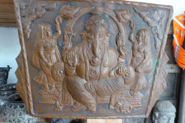 Ganesha - Asiatica Foth in Freiburg