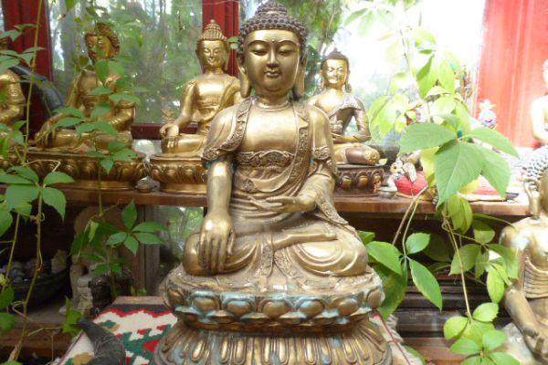 Buddha - Asiatica Foth in Freiburg