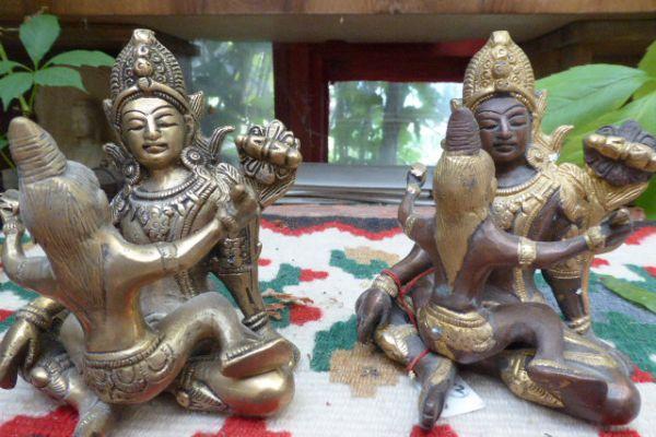 Yab Yum - Kultbronze aus Indien