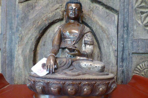 Buddha - Kunstgegenstand aus Nepal
