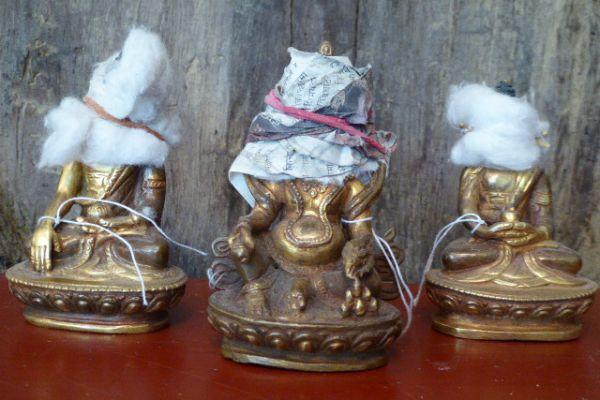 Kubera - Kultfigur aus Nepal