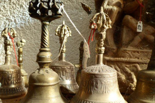 Ritualglocke - aus Nepal