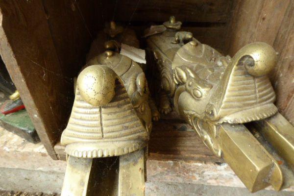 Wasserspeier - verlorene Form aus Nepal