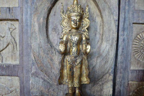 Bodhisatva Burma - Foth Freiburg