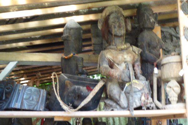 Stammeskunst - Asiatica Foth in Freiburg