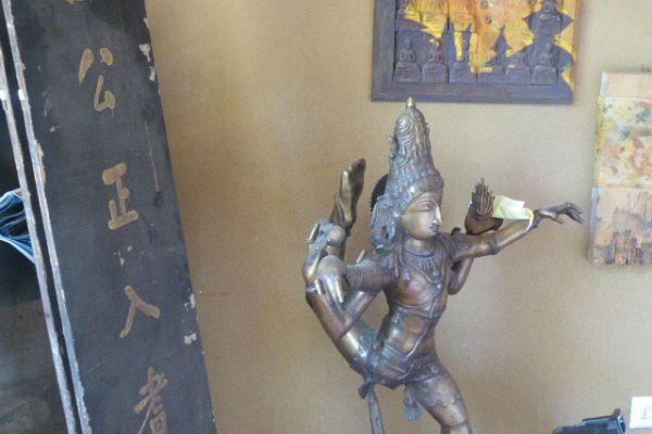 Shiva Nataraja - Asiatica Foth in Freiburg