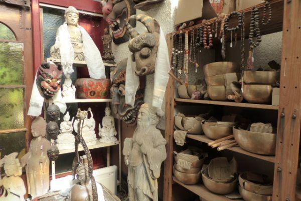 Masken - Asiatica Foth in Freiburg