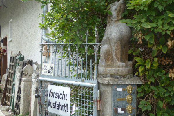 Asiatica Foth in Freiburg