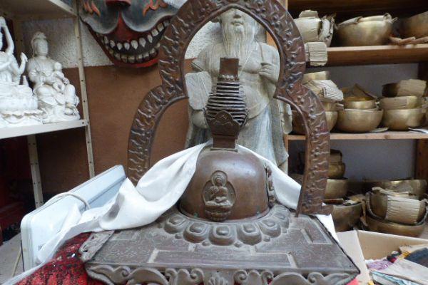Stupa - Tibet