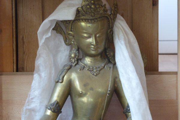 Padmapani - Nepal Bronze