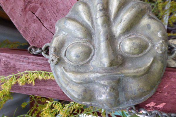Kette eines Jangam - Asiatica Foth