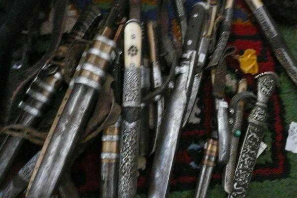 Tibetische Messer - Freiburg