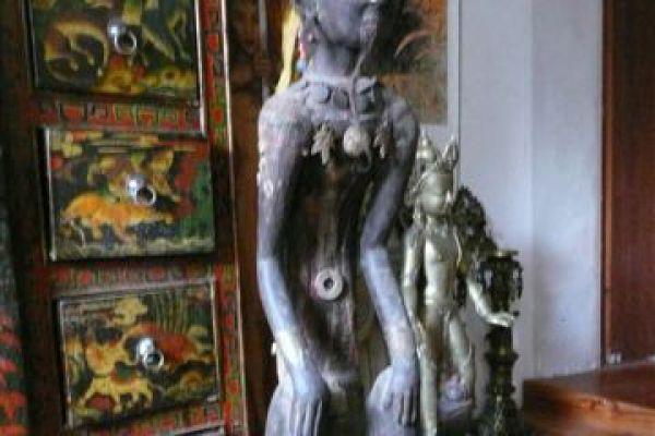 Schamanistische Figur - Nepal