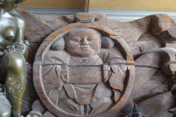 Architkturteil - Asiatica Foth