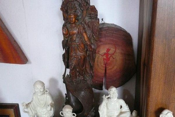 Hotai - chinesische Porzellanfigur
