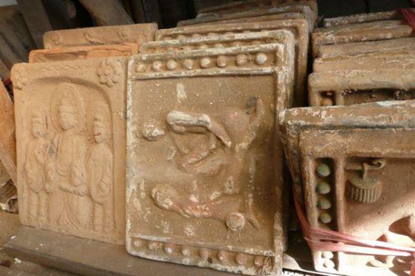 Buddhistische Reliefplatten - Asiatica Foth