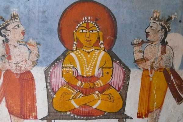 Jain Tirthankara - Asiatica Foth
