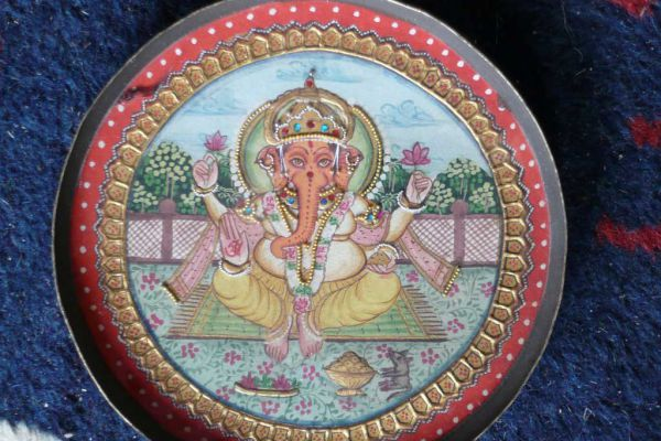 Jain Reisealtar - Asiatica Foth