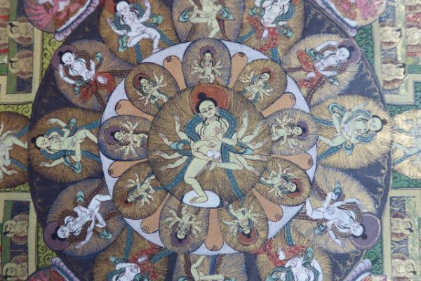 Thangkas aus Nepal - Asiatica Foth